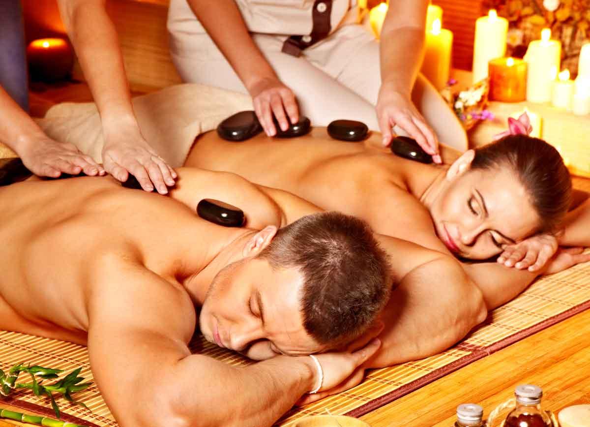 hotstone massage in hotel
