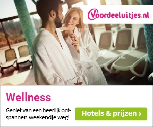voordeeluitjes wellness banner